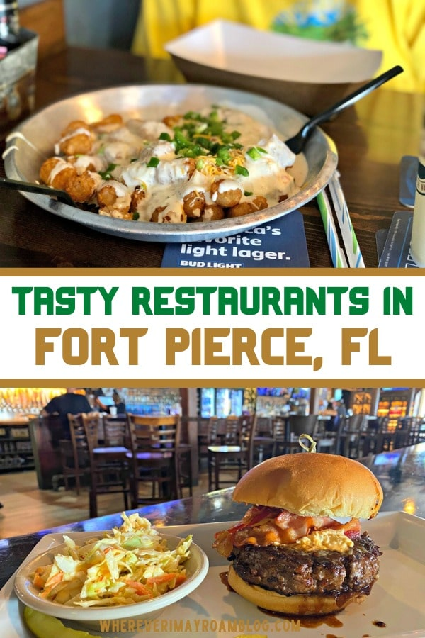 Best places to eat in Fort Pierce, Florida