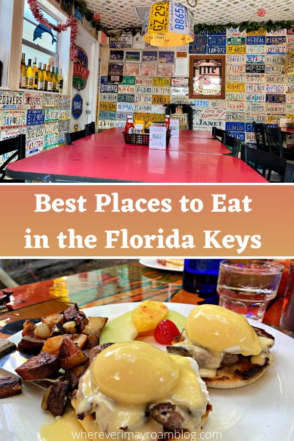 Best places to eat in the Florida Keys