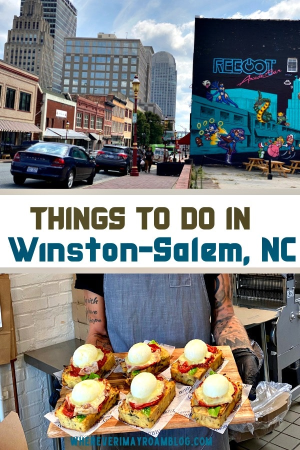 Best things to do in Winston-Salem