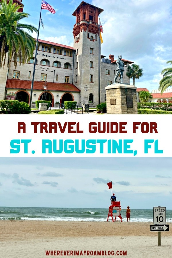 St. Augustine travel guide