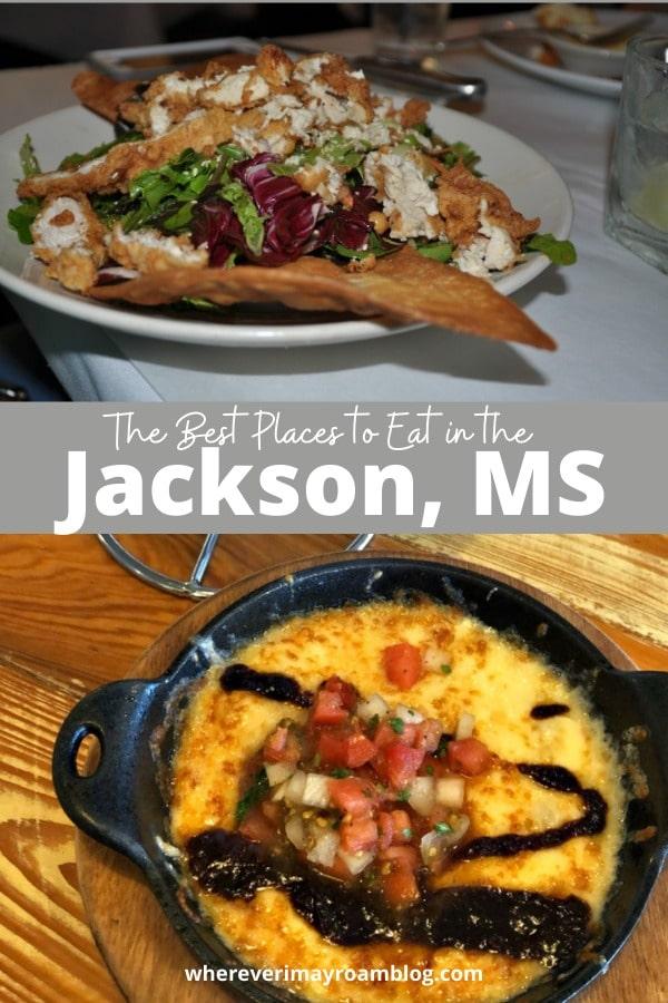 best restaurants jackson mississippi