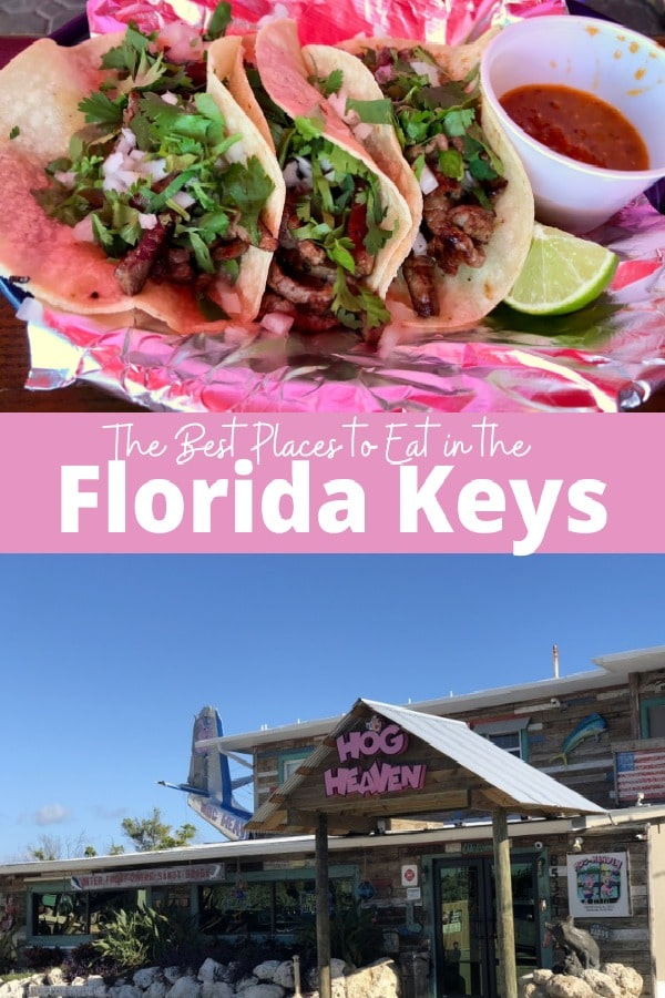 eating in the florida keys