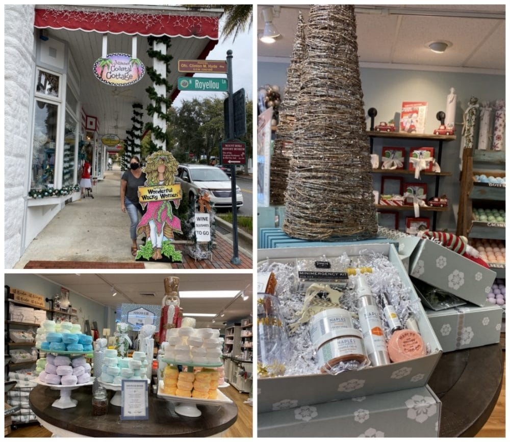 naples soap company and julianne's coastal cottage