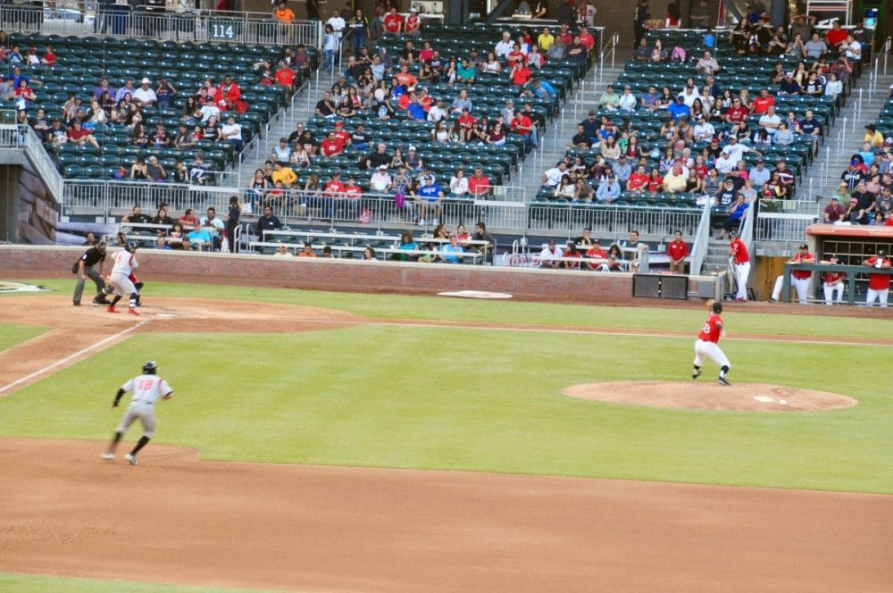 southwest university park baseball game