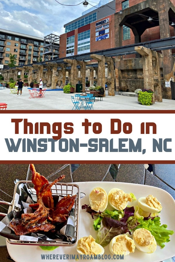 things to do in Winston Salem, NC