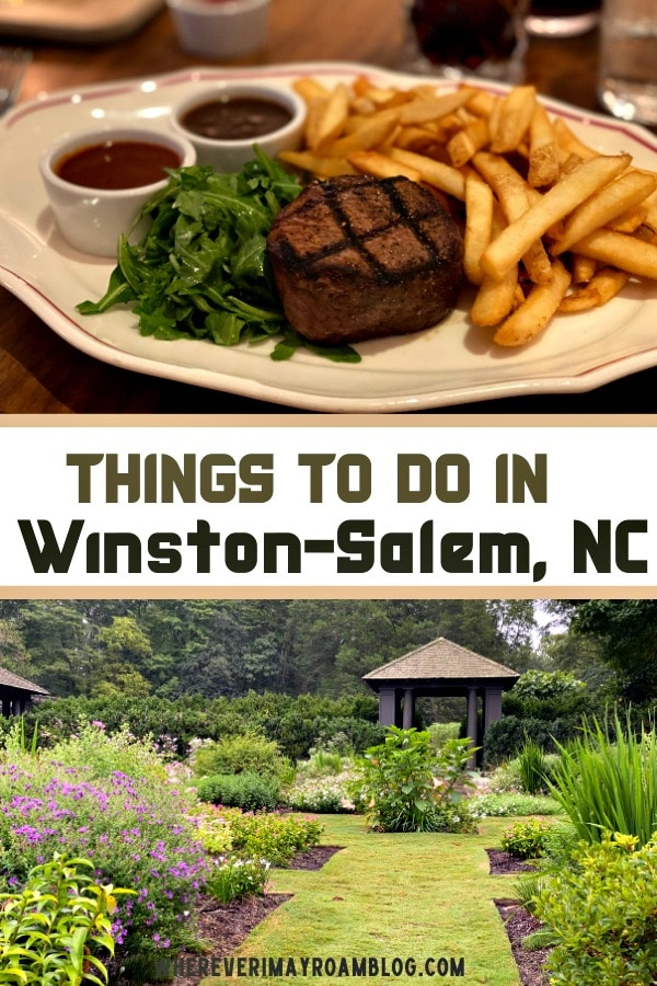 things to do in Winston Salem, North Carolina
