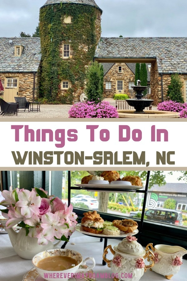 things to do in Winston Salem