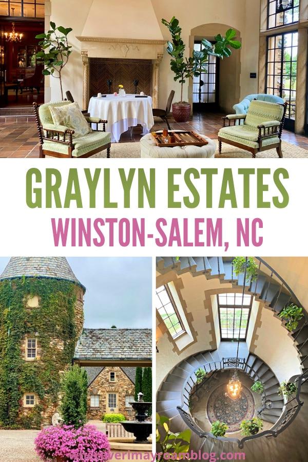 Graylyn estates, Winston-salem