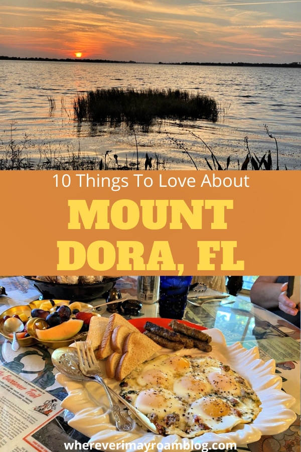 things to love about Mount Dora
