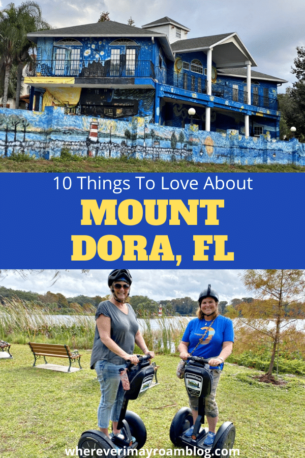 things to do in Mount Dora fl