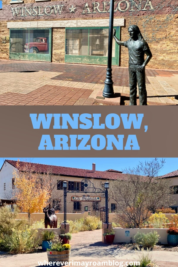 things to do in Winslow, Arizona