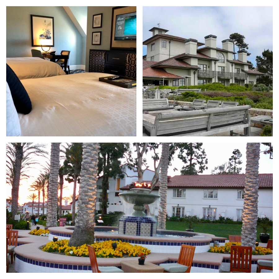 california hotels and resorts
