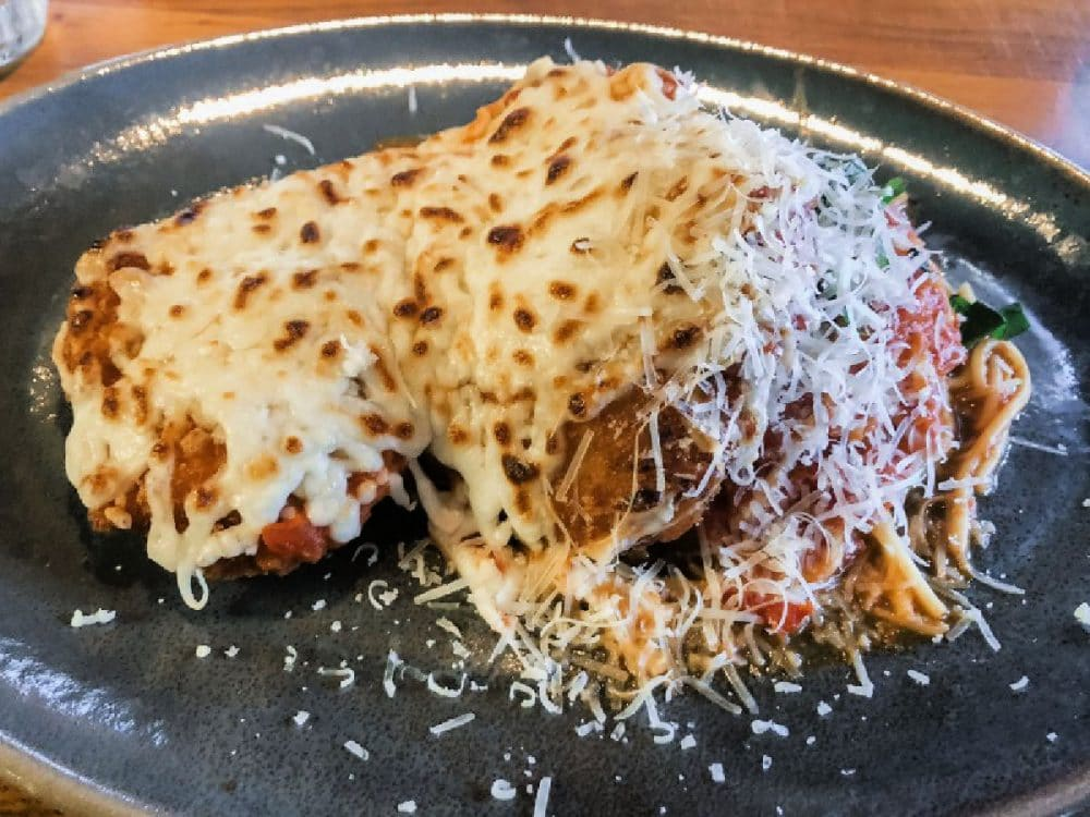 chicken-parmesan-on-gray-plate
