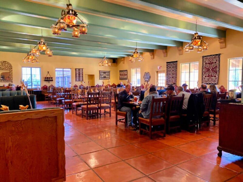 dining-room-la-posada-hotel
