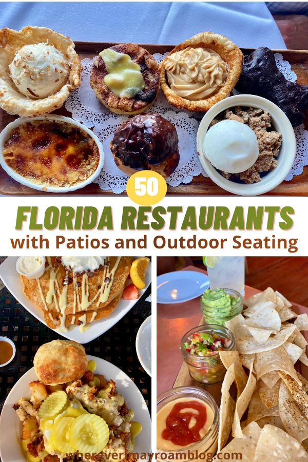 florida restaurants with outdoor dining and patios