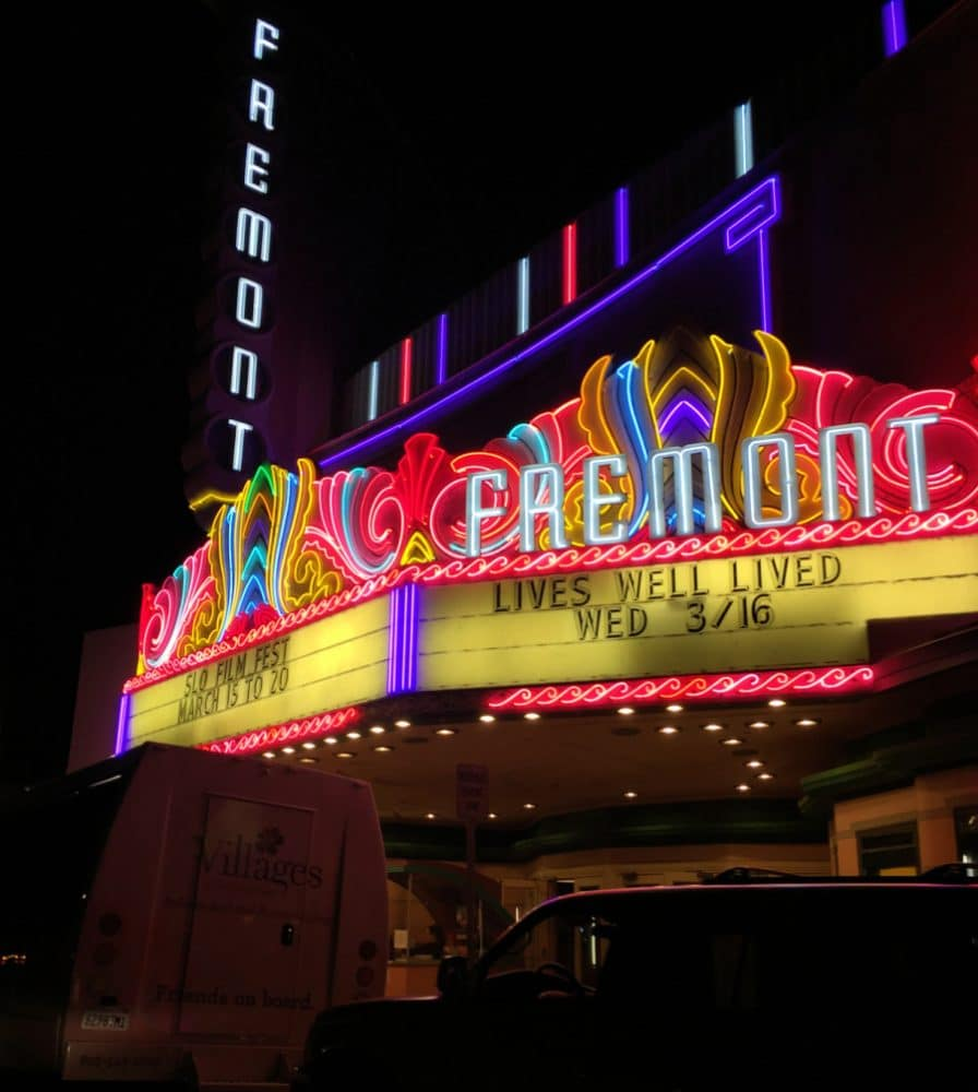 fremont theater international film festival