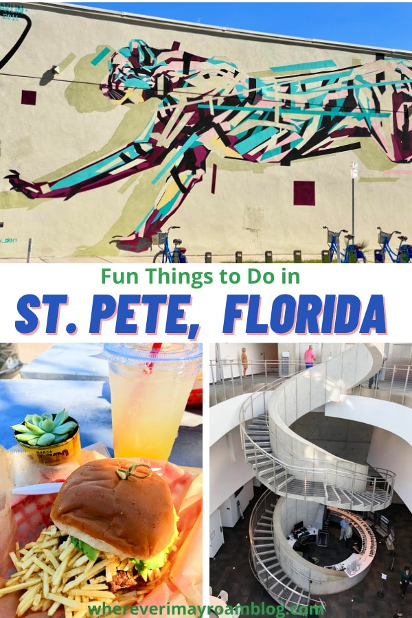 fun things to do in st. Pete