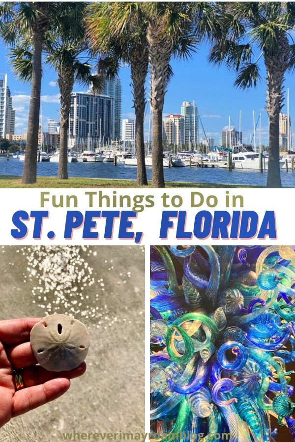 fun things to do in st. Pete, Florida