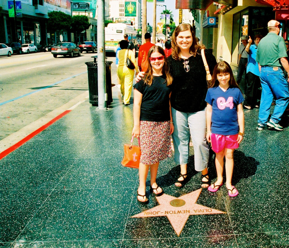 hollywood star walk