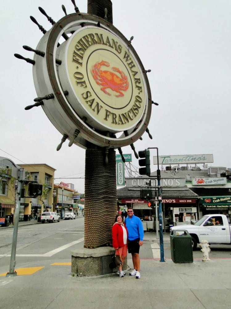 san Francisco fisherman's wharf