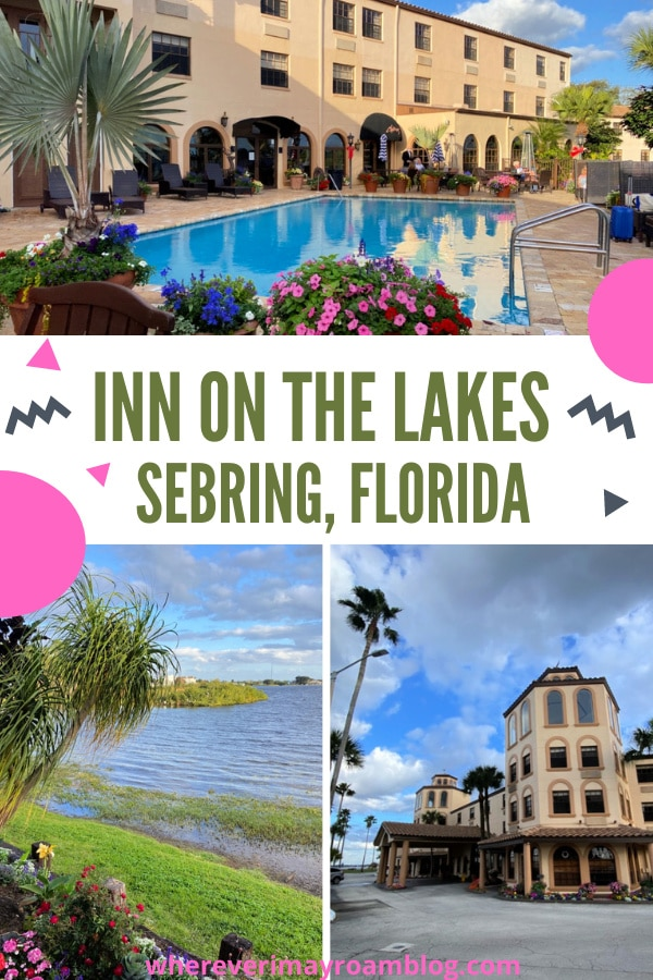 where to stay in sebring, florida