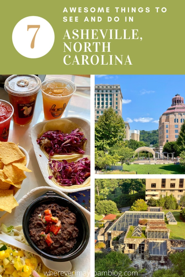 7 Awesome things to do in Asheville NC