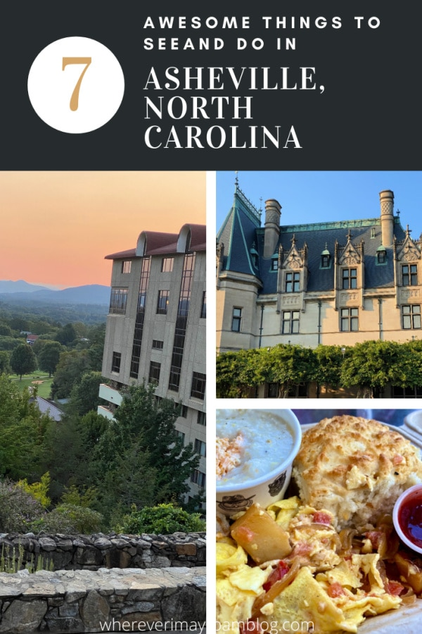 Awesome things to do in Asheville