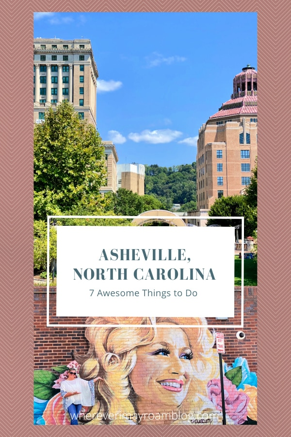 awesome things about Asheville, North Carolina