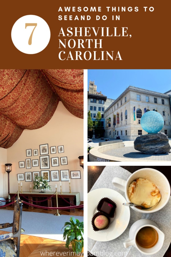 awesome things to do in Asheville North Carolina