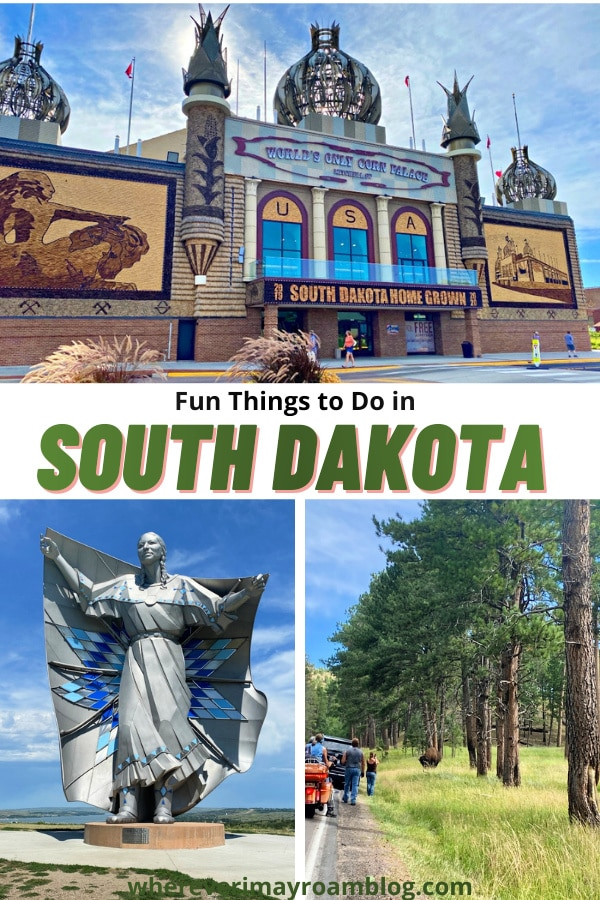 what to see and do in South Dakota