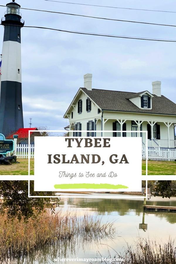 best things in Tybee Island, Georgia