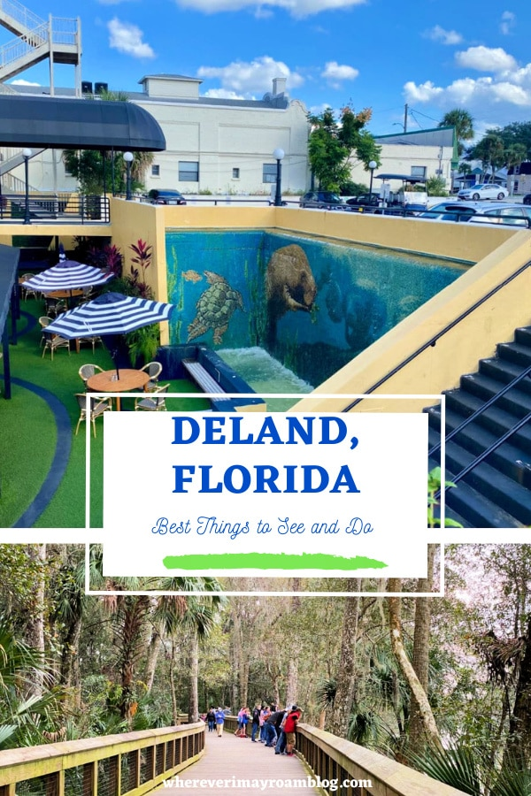 best things to do in DeLand, FL