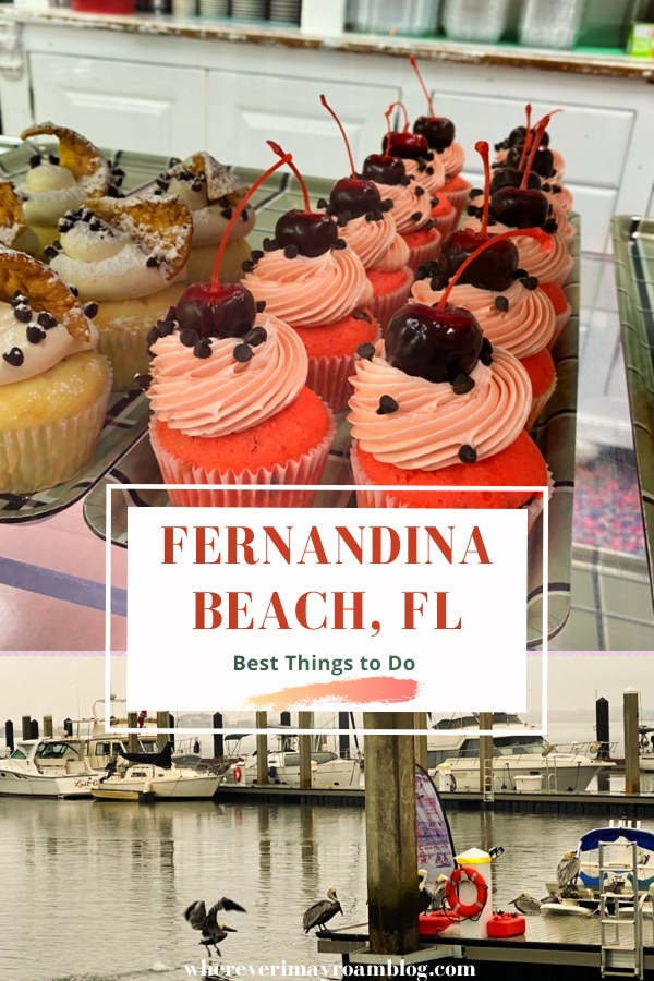 cool things to do in Fernandina Beach, florida