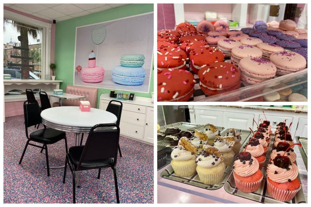 nana teresa's bake shop macarons and cupcakes