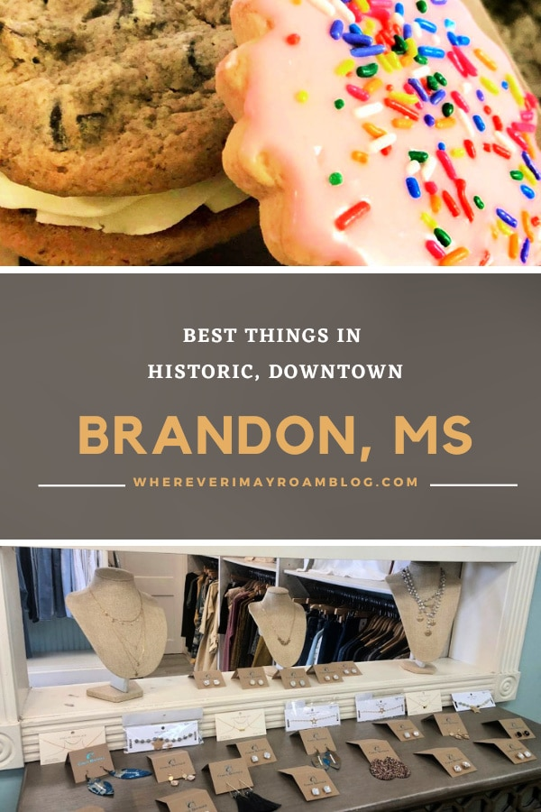 things to do in Brandon mississippi