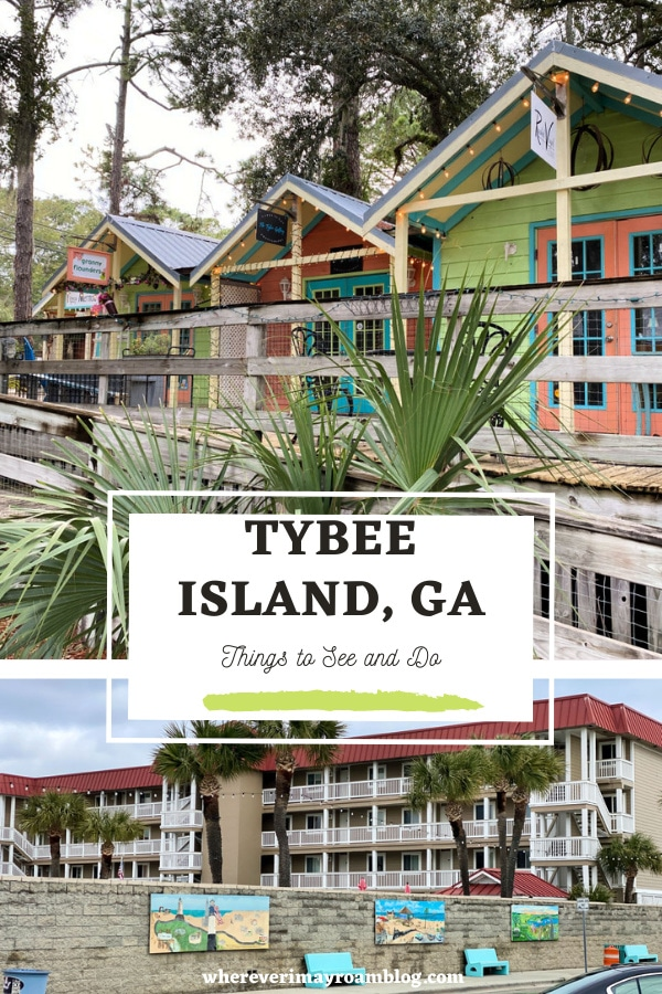 things to see and do in Tybee island, GA