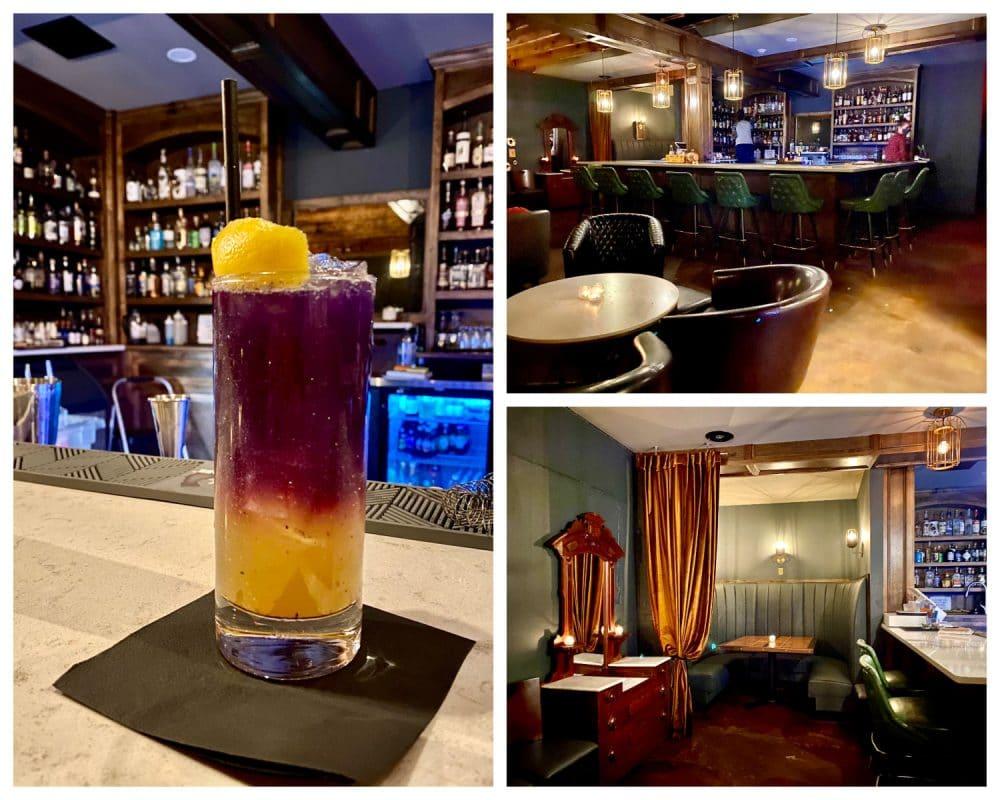 Windsor speakeasy bar and cocktail