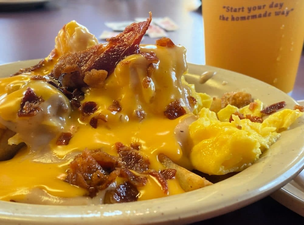 little tater bowl from Tudor's biscuit world