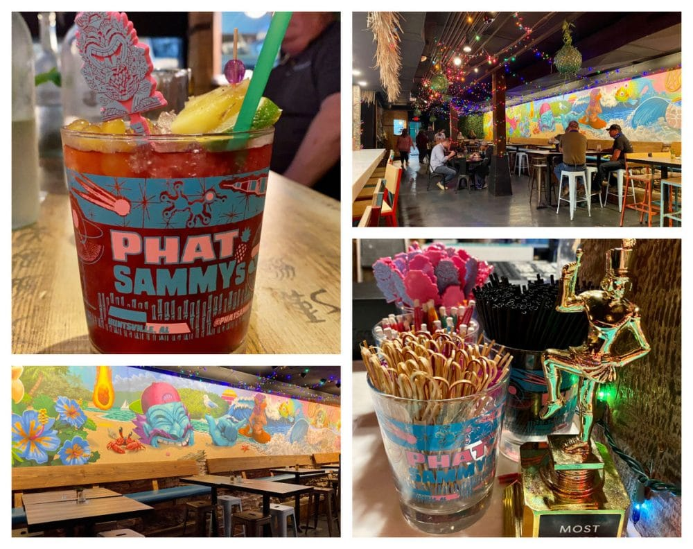 phat-Sammys-decor-and-tiki-drinks