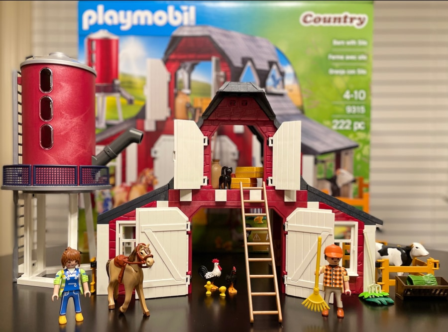 best-toys-for-toddlers-playmobil-barn-with-silo