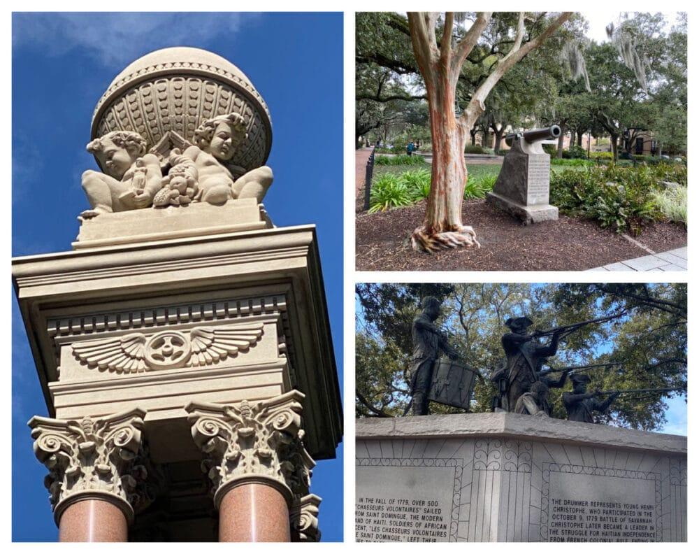 historic-squares-of-savannah-sculptures
