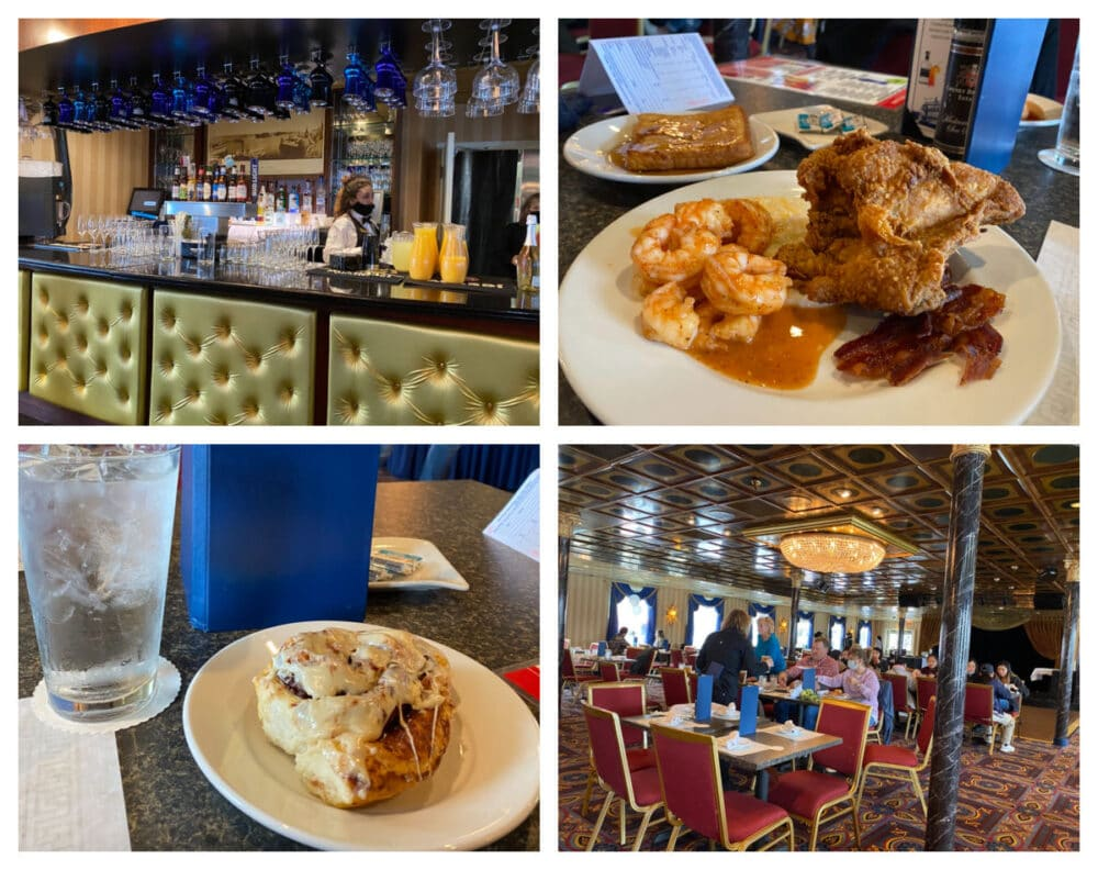 lunch-buffet-and-cinnamon-roll-on-georgia-queen