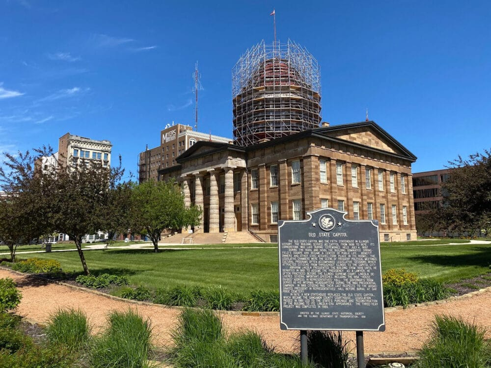 illinois-old-capitol-building