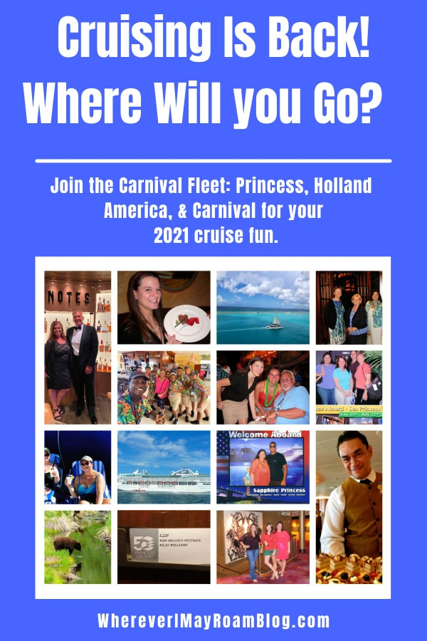 cruise ideas for 2021