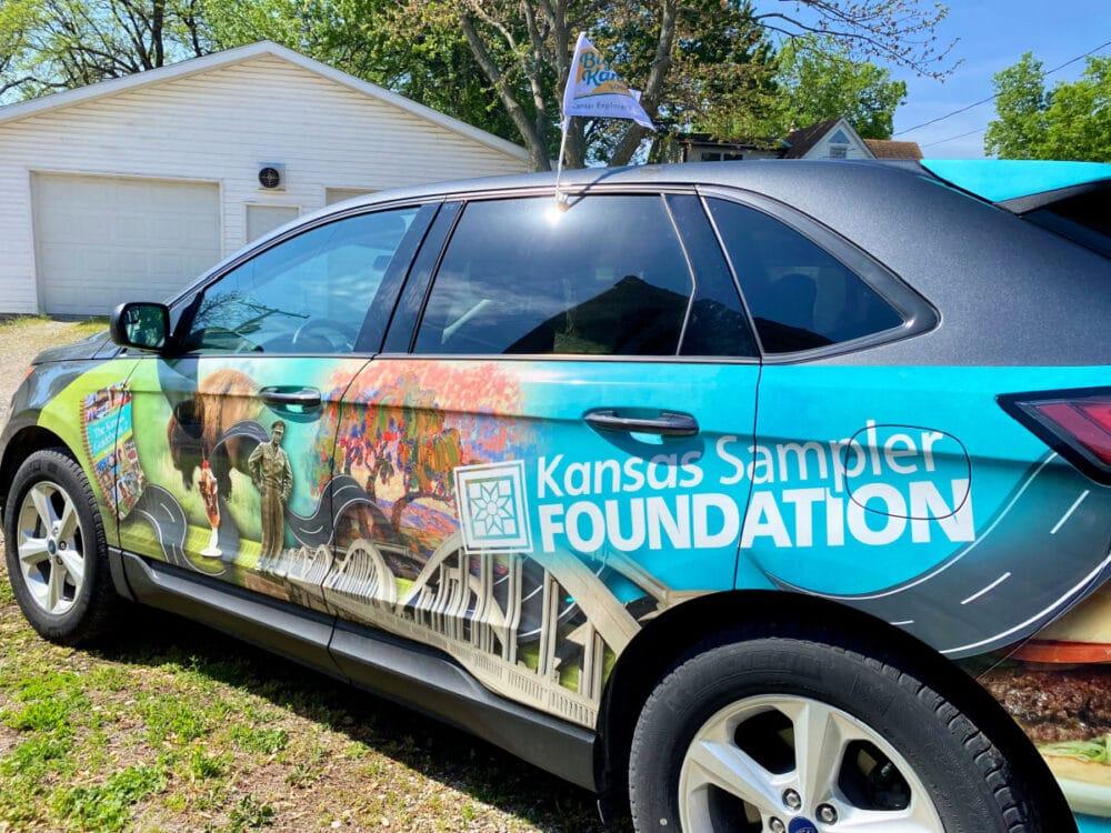 kansas-sampler-foundation-car