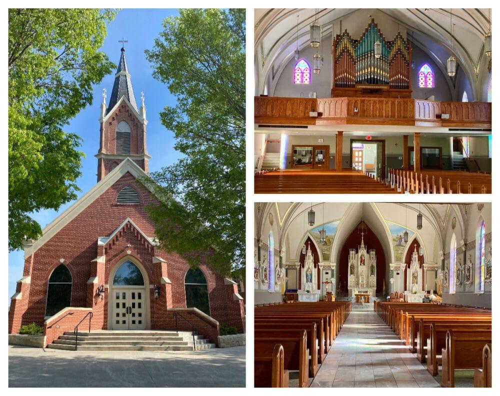 rural-kansas-church-organ-and-inside-view